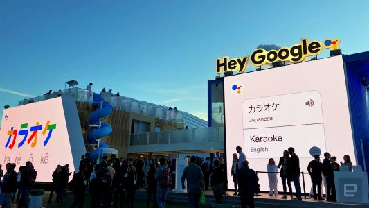 Google won the voice assistant popularity contest at CES