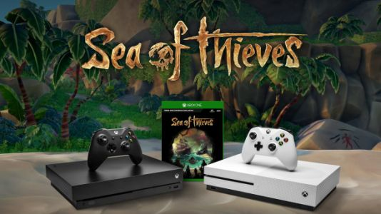 Buy an Xbox One X starting tomorrow, and you'll get 'Sea of Thieves' for free