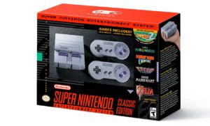 Nintendo says it will produce 'significantly more' SNES Classic consoles than NES Classic