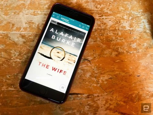 Amazon secures movie rights for Alafair Burke's thriller 'The Wife'
