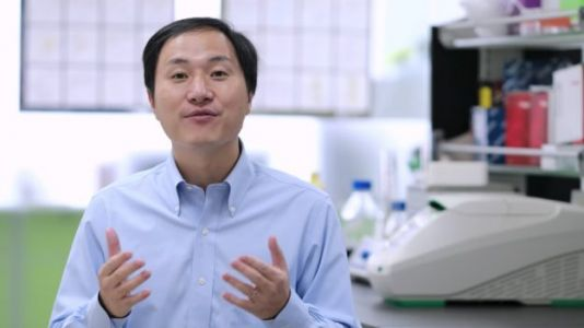 China: Scientist Gene-Edited Babies For 'Personal Fame'