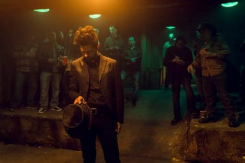 Preacher's Story Rises from its Grave in The Tombs