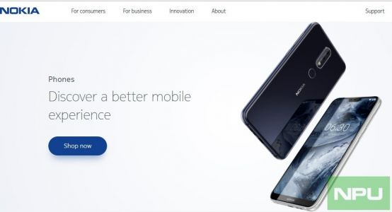 Nokia X6 appears on Nokia Global site before the global launch