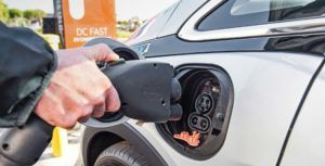 There are 17,000 built or under construction EV chargers across Canada