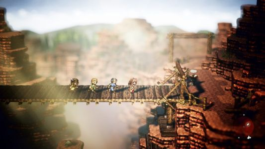 Where's Our Octopath Traveler Review?