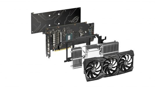 Asus announces four GeForce GTX 1660 Ti variants
