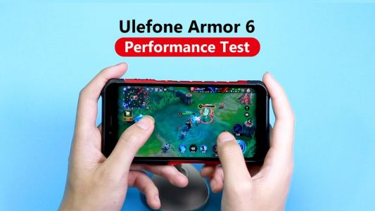 Video:  Rugged Ulefone Armor 6 performance test