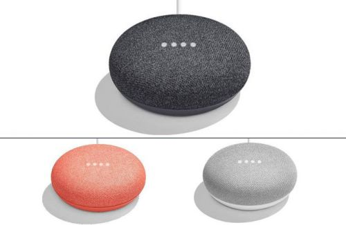 This could be the Google Home Mini