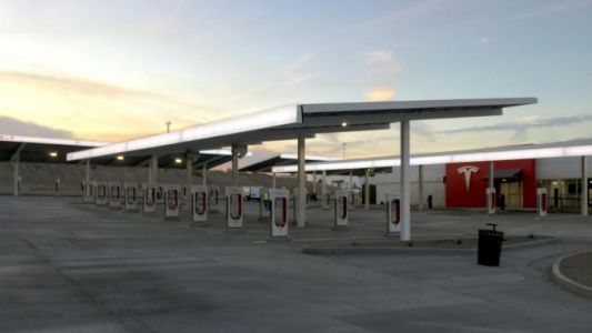 Tesla Superchargers now charging super prices