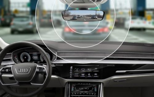Audi V2I toll payment tech integration arrives in select models this year