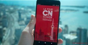 Canada's tallest building is using VR to make tours more educational