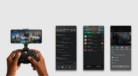 Xbox Beta App Now Available on Android and iOS-Apple Users Rejoice with Controller Now Compatible on Devices!