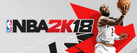 Now Available on Steam - NBA 2K18
