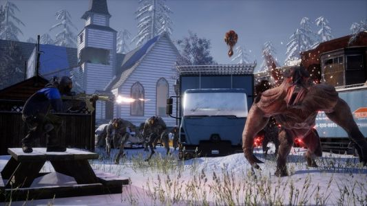 Earthfall Xbox One review: An alien squad shooter masterpiece