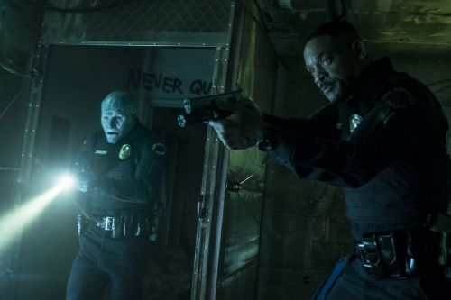 Bright: All the trailers and commentary for Netflix's biggest film to date