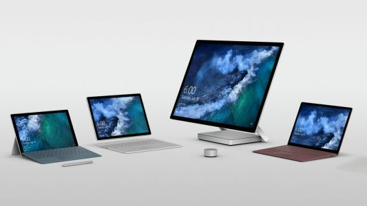 Surface Pro deal and Surface Laptop deal are both up to $360 off