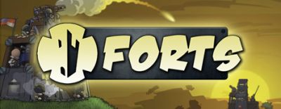 Now Available on Steam - Forts, 10% off!