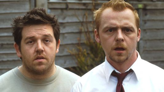 Nick Frost and Simon Pegg Are Developing a Paranormal Investigation Comedy Series