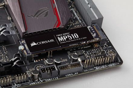 Corsair's latest SSD boasts extremely fast speeds at a more affordable price