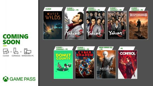 Xbox Game Pass January 2021 List: 'Yakuza,' 'Cyber Shadow,' 'The Medium' Among Additional Games