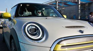 Hands On at the Track With the 2020 Mini Cooper SE Electric