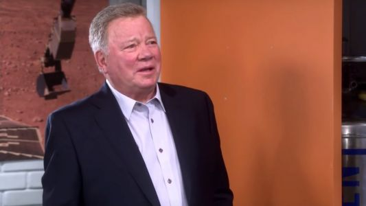 First Footage of William Shatner's Guest Appearance in THE BIG BANG THEORY's D&D Themed Episode