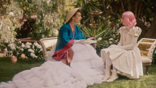 Trippy Trailer For PARADISE HILLS Starring Emma Roberts