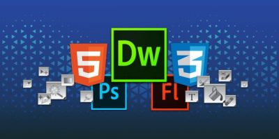 Learn how to use Adobe apps, HTML, and CSS to become an in-demand web designer