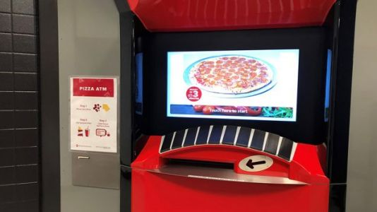 WTF? Wednesday: This High-Tech Pizza ATM Is CollegeDietGoals