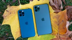 Buy an iPhone 12 and get 50 percent off an iPhone 11 with financing at Rogers