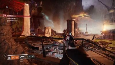 Watch Us Play 15 Minutes Of Destiny 2 On PC