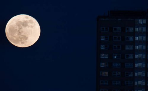 Halloween's 'BOO' Moon Will Soon Shine On You! NASA Says Blue Moon Is the First Time After 75 Years