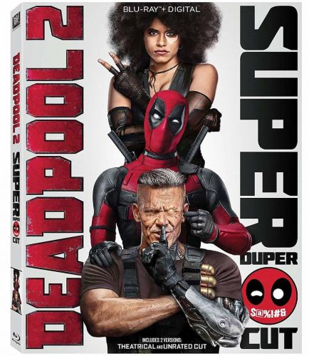 Deadpool 2's Release Date And Pre-Order Guide - 4K Blu-ray / DVD / Digital