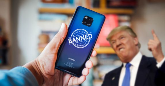 President Trump expected to sign executive order effectively barring Huawei from the United States