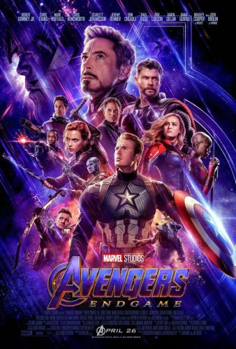 Marvel Changes Avengers: Endgame Poster After Actor Danai Gurira's Name Left Out