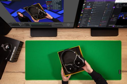 Elgato's green screen mouse pad actually seems like a good idea for streamers