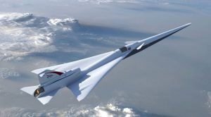 NASA Has Supersonic Ideas That Could Cut Your Flight Time in Half