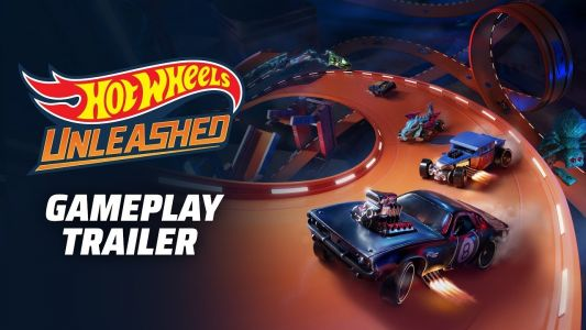 Hot Wheels Unleashed gameplay trailer is a plastic-burning blast through an old garage