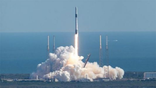 SpaceX Launches CRS-19 Resupply Mission to Space Station