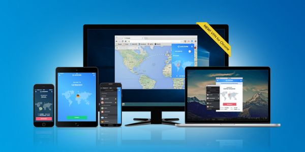 Safeguard your connections with this award-winning VPN