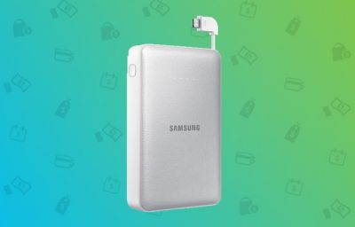 Grab Samsung's 11300mAh power bank for just $40 today