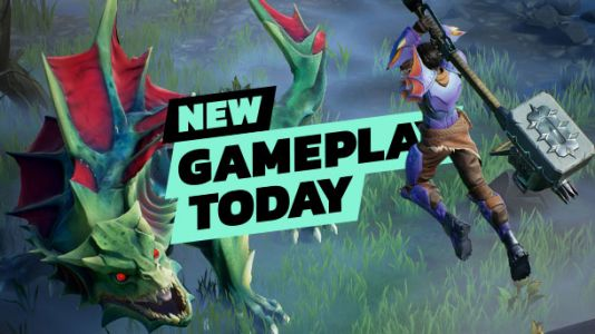 New Gameplay Today - Dauntless