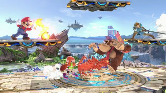'Super Smash Bros. Ultimate' is a refinement of a classic formula