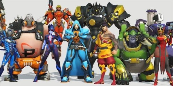 Now You Can Earn In Game Items For Watching The Overwatch League