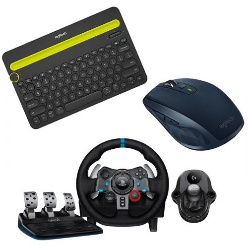 Many of these Logitech PC accessories are down to historic lows at Amazon