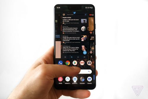 Google confirms dark mode is a huge help for battery life on Android