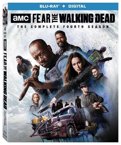 'Fear The Walking Dead' Season 4 Blu-ray and DVD Release Date and Details