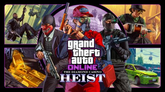 Rockstar Announces Diamond Casino Heist for GTA Online