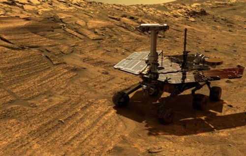 NASA Opportunity rover celebrates its 5,000th Martian day