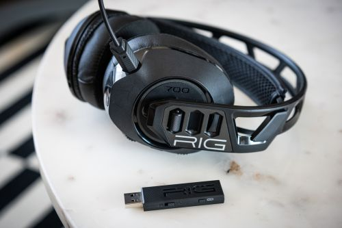 RIG's new HX gaming headsets look great, feel phenomenal, and sound ho-hum